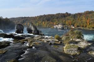1029 Rheinfall Ausblick
